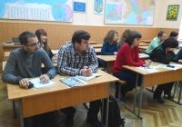 Тренінги з молодими вчителями історії
