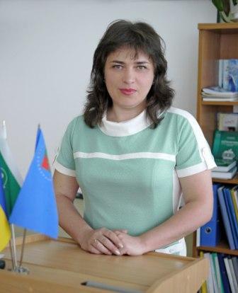Iryna Vorotnykova